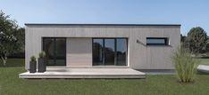 Die ME & ME Mikrohäuser gibt es mit 30   50   70   90 m2. Dabei wählst du aus drei verschiedenen Dachformen, verschiedenen Holzfassaden, Putzfassaden oder Fassadenplatten. Deiner Kreativität sind keine Grenzen gesetzt. Du lebst in einem nachhaltigem, ökologisch gebauten Holzhaus. Zahlen tust du für dein Haus im Grünen nicht mehr als für eine Wohnung! Das ist doch ein Versprechen, oder? Salzburg, Smart Home, Tiny House, Garage Doors, House Design, Architecture, Outdoor Decor, Home Decor, Projects