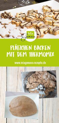 Plätzchen backen – MixGenuss Blog