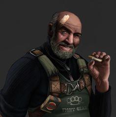Character Concept - Terribilus