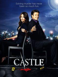 Castle Season 3! Castle and Beckett are back!