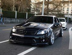 Mercedes C63 AMG • W204
