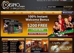 The Best Online Casino to make money with, Lots of great bonuses.