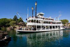 Mark Twain Riverboat - Paul Hiffmeyer/Disneyland