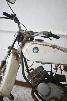 Vintage. #motorcycle