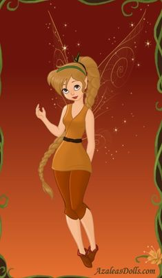 Fawn+Disney Fairy by LadyAquanine73551