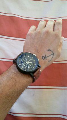 #malefasion #men #accesories #tattoos #style #watch