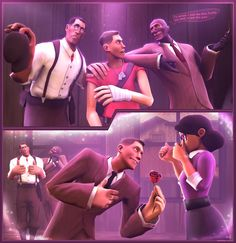 Classic by ClassicFiction on DeviantArt Tf2 Memes, Logic Memes, Mkto Classic, Tf2 Funny, Tf2 Scout, Team Fortress 2 Medic, Reverse Falls, Yandere Simulator, Marvel Funny