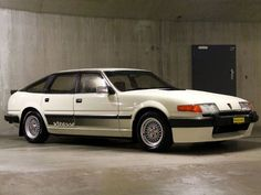 Great British Cars That America Missed Out On: Rover SD1 Vitesse