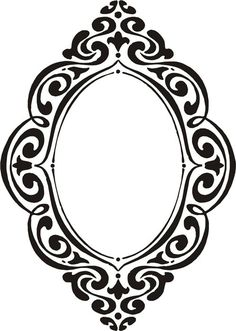 Antique Frame Stock Photo Desen 1 Pinterest Stock