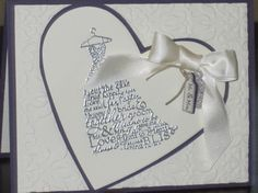 Love and Laughter Wedding Card