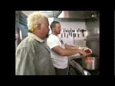 Diners, Drive-Ins, & Dives: Jake's Good Eats, Charlotte, NC