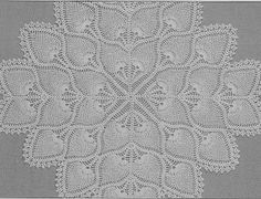 Totally Free Crochet Pattern Blog : 1000+ images about Crochet Doilies, Thread Crochet, Filet ...