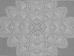 1000+ images about Crochet Doilies, Thread Crochet, Filet ...