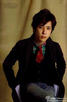 Nino!! GQ Japan!! Awesome! :))
