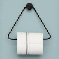 Ferm Living Sort toiletpapir holder