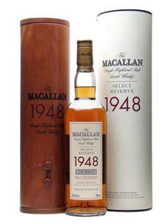 Macallan 194851 Year Old