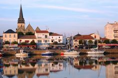 St Gilles Croix de Vie ~ i was 10/11 the first time i went to St.Gilles (except we called it St.Giles cro divvy, haha!)