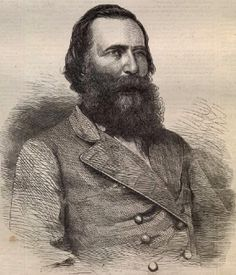 An incredible site with history and pictures of General James Longstreet. American Civil War, American History, James Longstreet, Missouri Compromise, Grapes Of Wrath, Civil War Photos, Gettysburg, Museum, Military