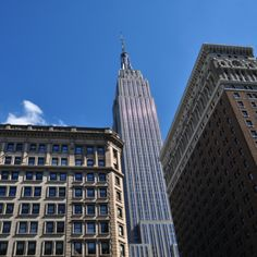 Empire State Building, Manhattan, New York City #nyc