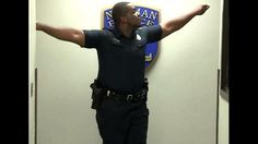 [video] Cop twirls his way to viral status with 'Frozen' recruitment video. A Oklahoma cop gives it his all in a 'Frozen'-themed recruitment video that will have you both cringing and ready to join the force. Jen Markham (@jenmarkham) has more. Video provided by Buzz60