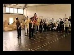 Mary Poppins Musical London Behind The Scenes (Part 1)