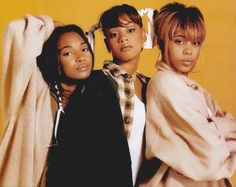 """KeKe Palmer Responds To Doubters Of Her Playing """"Chilli"""" In TLC Movie!"""
