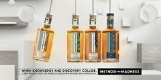 Method and Madness: Knowledge and discovery | Ads of the World™