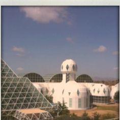 Biosphere2, Tucson, Arizona