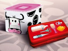 Illustration packaging - Tupperware - ZONALPHA   Studio de création Tupperware, Packaging, Lunch Box, Creations, Menu, Studio, Illustration, Products, Menu Board Design