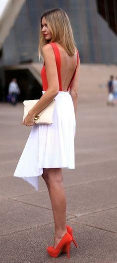 gorgeous! I would like a dress like this!