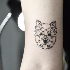 Znalezione obrazy dla zapytania westie tattoo