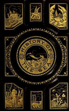 History of the Sea by Frank B. Goodrich,1880