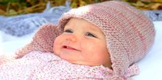 Knitting for NIN - patterns page gives sizes for different ranges of preemie and full gestation, etc.