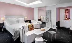 Starck navrhl interiér hotelu a rezidencí SLS Brickell