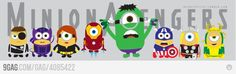 Minion Avengers!!!