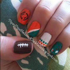 26 Best Miami Dolphins Makeup Hair Nails Images On Pinterest