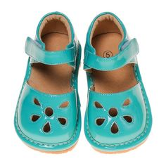 Pre Order Turquoise Petal Patent Style Squeaky Shoes (June) – Southern Tots Squeaky Shoes, Flats, Sandals, Little Princess, Crocs, Turquoise, Princesses, Southern, June