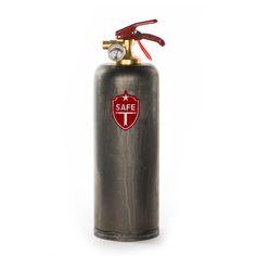 Safe-T Fire Extinguisher, Brut