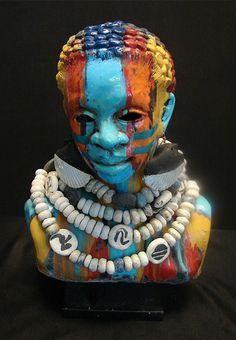 Woodrow Nash African American Artist, American Artists, African Sculptures, Black Artwork, African Diaspora, Art Moderne, Aboriginal Art, Sculpture Art, Contemporary Art