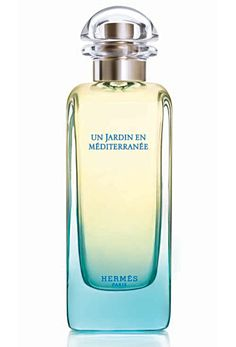 Un Jardin En Mediterranee Hermes: Sampling right now - loved it in the beginning, dry down is ok. Sweet, fresh scent. Can almost smell the sea.