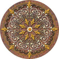 Mándala Simple Rangoli, All Craft, Mandala Coloring, Mandala Art, Oeuvre D'art, Les Oeuvres, Fractals, Design Elements, Creations