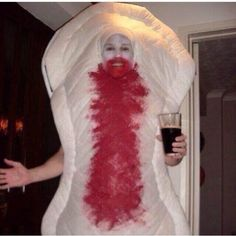 Anyone who thinks this is an acceptable Halloween costume.