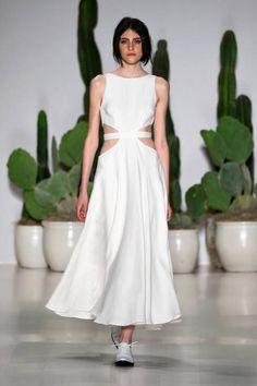 Mara Hoffman Spring 2015 Ready-to-Wear Runway - Mara Hoffman Ready-to-Wear Collection
