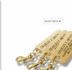Orvis luggage tags $39