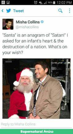 Misha's twitter