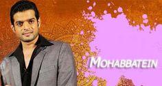 Drama Mohabbatein ANTV Episode 1001-1100
