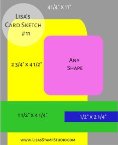 card sketches Card layout episode includes lots of shine! Watch these card sketches 'come to life', yet look different, with the same card layout. Watch the video! Unique Cards, Creative Cards, Card Making Supplies, Craft Supplies, Diy Cards, Handmade Cards, Cheer You Up, Pocket Cards, Card Making Techniques
