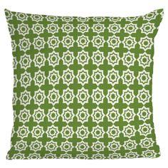 Green Pillow.