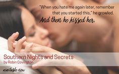 Southern Nights and Secrets   by Robin Covington   The Boys Are Back in Town #4   Publication Date: September 19, 2016   Genres: Adult,...