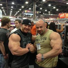 Flex Lewis and Branch Warren.  I've met Flex in person...what I wouldn't give for a chance to meet Branch too.